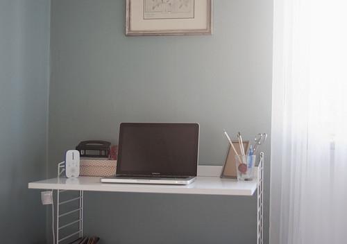 string_skrivbord | by sandra carolinae