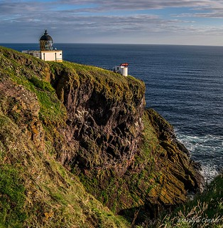 lighthouse on the cliff | by MC Snapper78