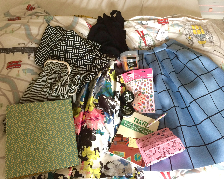 My birthday & what gifts I got