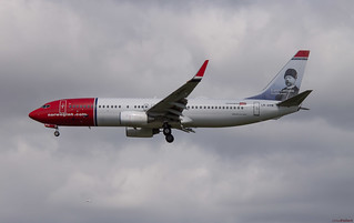 Norwegian Air Shuttle 737-8JP(WL) LN-DYK | by Linus Follert