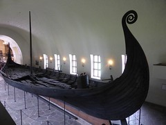 Viking Burial Ship, Norway
