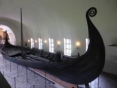 Viking Burial Ship, Norway
