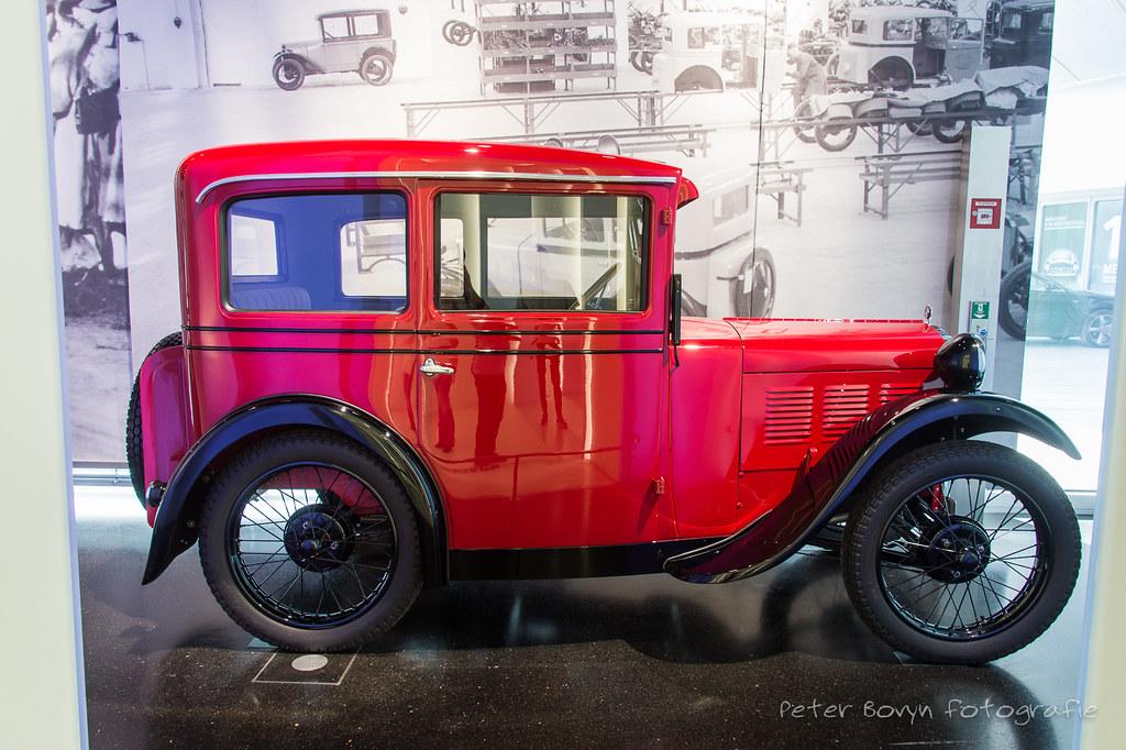 BMW 3/15 PS Dixi DA 2 Limousine | 1929 - 1931 The BMW 3/15 P… | Flickr
