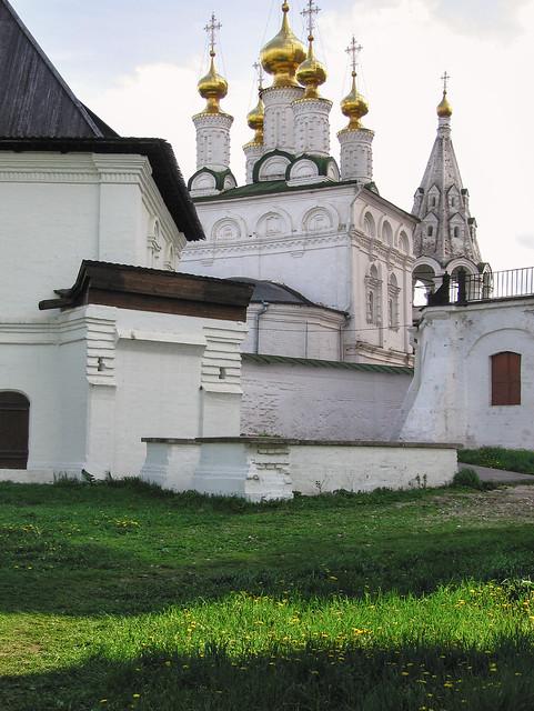 Solotcha Kremlin Ryazan