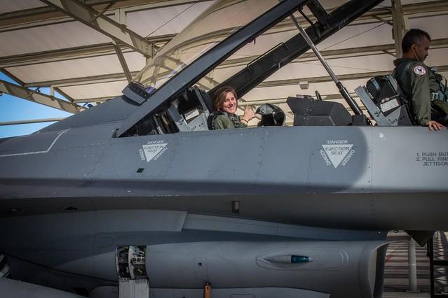 F-16 Ride