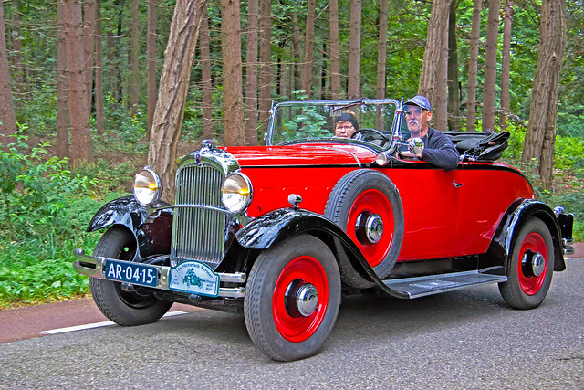 Citroën C4 G Roadster 1932 (4128)