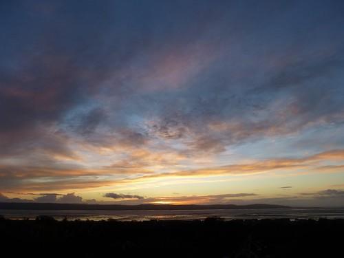 Dee Estuary Sunset (29/12/2012)