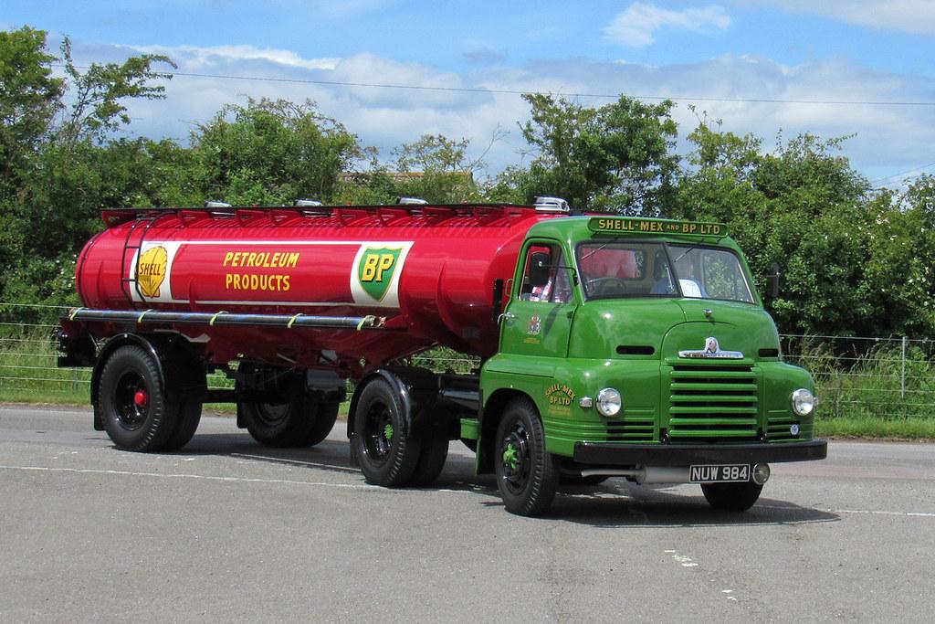 Shell-Mex & BP tanker NUW984