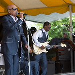 Sun, 21/06/2015 - 4:12pm - Opening the main stage Sunday 6/21/15 at Croton Point Park. Photo by Gus Philippas/WFUV