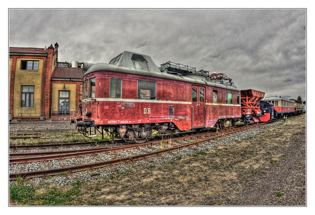 Magdeburg - Magdeburger Eisenbahnfreunde e.V  OTR 188 001-2 02