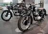 1950 DKW RT 125 W (hinten) u. 1952 DKW RT 250 H