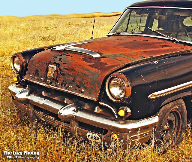 Nov 14 2010 - Abandoned Mercury in Lysite Wyoming