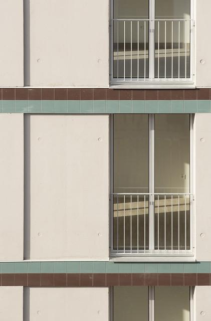 Immeuble de logements. bourbouze & graindorge, Nantes.