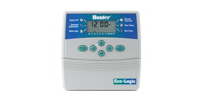 Hunter ECO-LOGIC 6 zónás vezérlő automata!