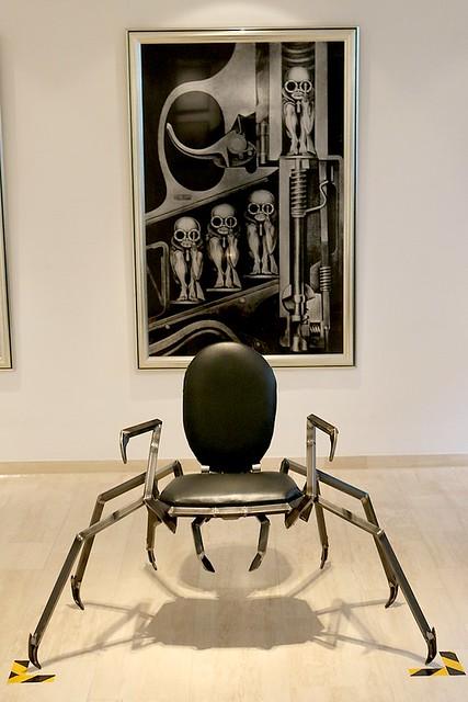 Vernissage GIGEROTICA by H.R. Giger