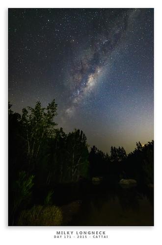 city nightphotography night rural landscape nikon au country sydney australia astro astrophotography nsw newsouthwales locations milkyway 2015 landscapephotography 365project milkywaygalaxy pitttown longnecklagoon d800e nikond800e jasonbruth 3652015 365project2015 3652015171