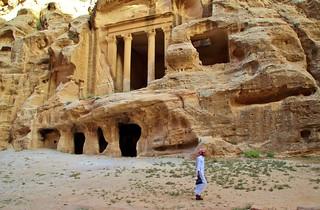 Little Petra, Al Beidha, Maan, Jordan