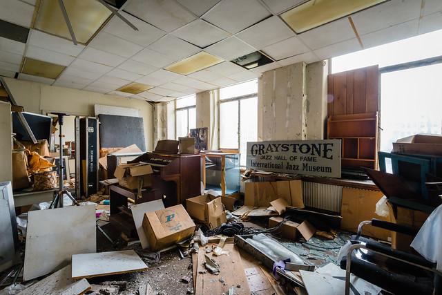Graystone Museum Salvage