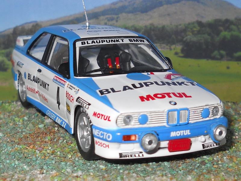 BMW M3 – Principe de Asturias 1989