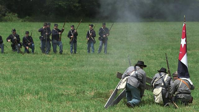 Civil War Reenactment | Delhi, NY | WSKG