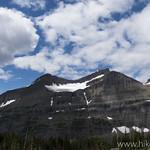 Piegan Glacier and Piegan Mountain