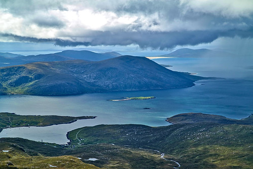 View from Clisham - Isle of Harris | by pstenzel71