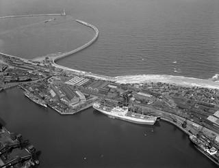North Eastern Marine Engineering Works, Sunderland, 1950