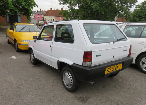 1992 Fiat Panda Selecta | by Spottedlaurel