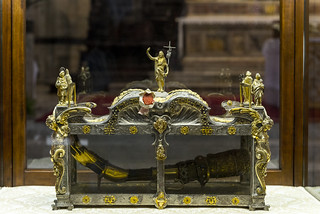 Relic of the right arm of Saint John the Baptist | by StudioMde