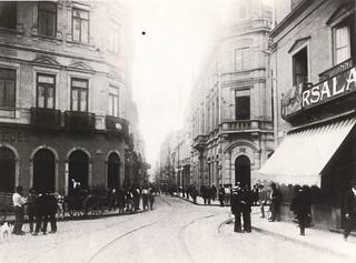 Rua de São Bento - 1914