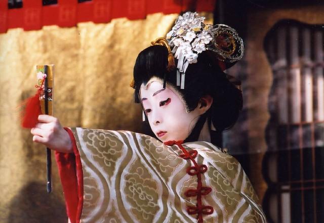 Kabuki actor 1