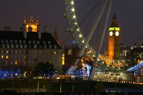 London Eye and Big Ben | by boncey