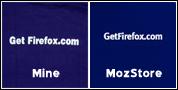 T-shirt comparison