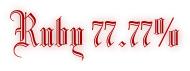 Theme Ruby 77.77%