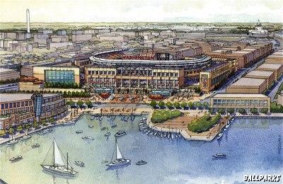 DC Stadium rendering