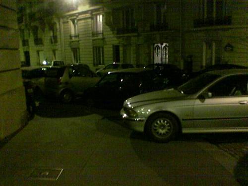 Excellent Parking Technique