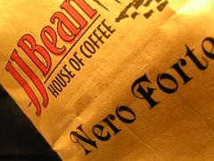 JJ Bean Nero Forte