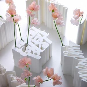signature vase