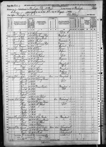 census_dc_1870_dowd_sidney