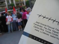 Nuevos Cuentos del Alambre en la feria del libro de Granada: detalle 2