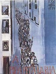 A Poesia Está na Rua. Helena Vieira da Silva.1974