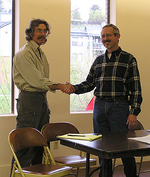Spring Quarterly Meeting of the MHA, April 2005