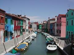Picture Postcard Burano