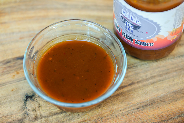 Mike D's Spicy BBQ Sauce