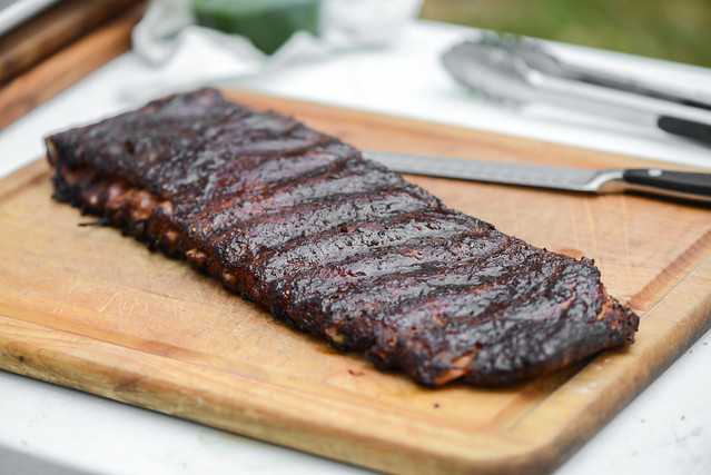 Indian-spiced Ribs