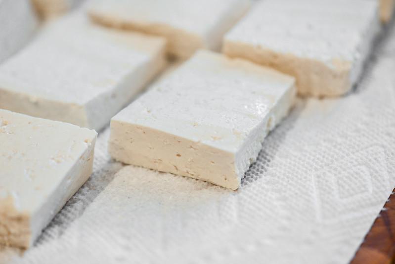Jerk Tofu Sliders