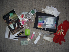 What's in my bag?   by anne.