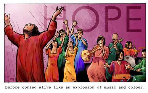 Polyphonic Christo!