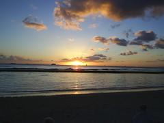 V-Day Sunset