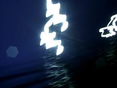 blurred nightshot